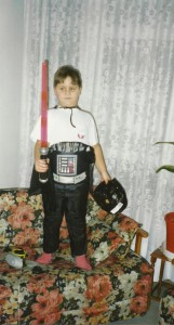 Vader About